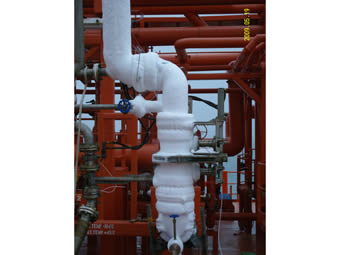 Cryogenic Marine Loading Arm